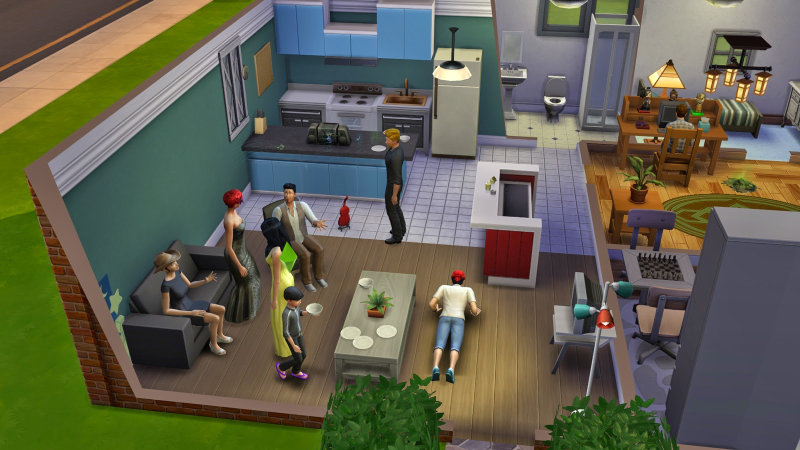 5 most disappointing games of 2014 3 the sims 4 rambling fox