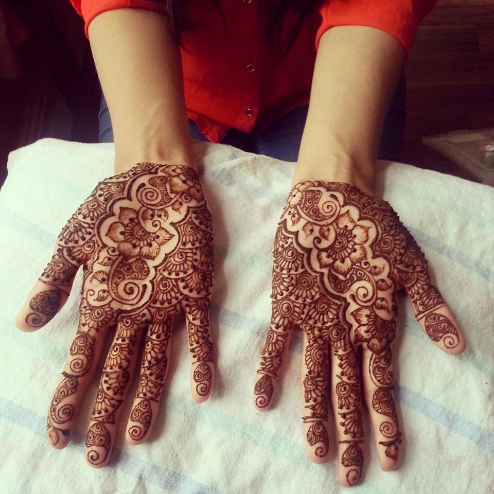 New Mehndi Designs For Hands Arabic And Pakistani Mehndi Designs