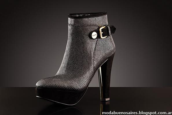 Saverio Di Ricci zapatos y botas otoño invierno 2013