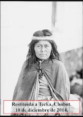 Mujer del Lonkgo Inakayal