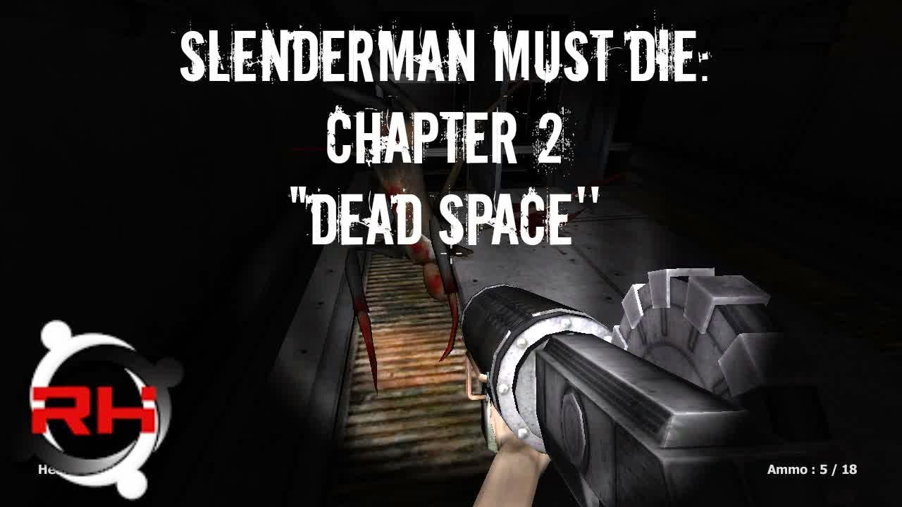 Slenderman Must Die : Chapter 2 v 1.0 Apk