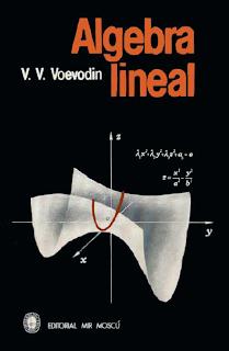 Álgebra Lineal - Voevodin