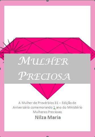 E-book - Mulher Preciosa