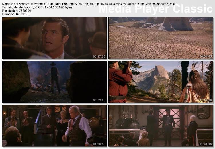 Imagenes de la pelicula HD:  Maverick | 1994