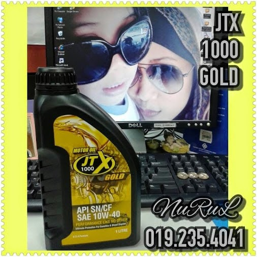 Hai-O JTX1000-GOLD
