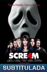 Scream 4 - Cartel