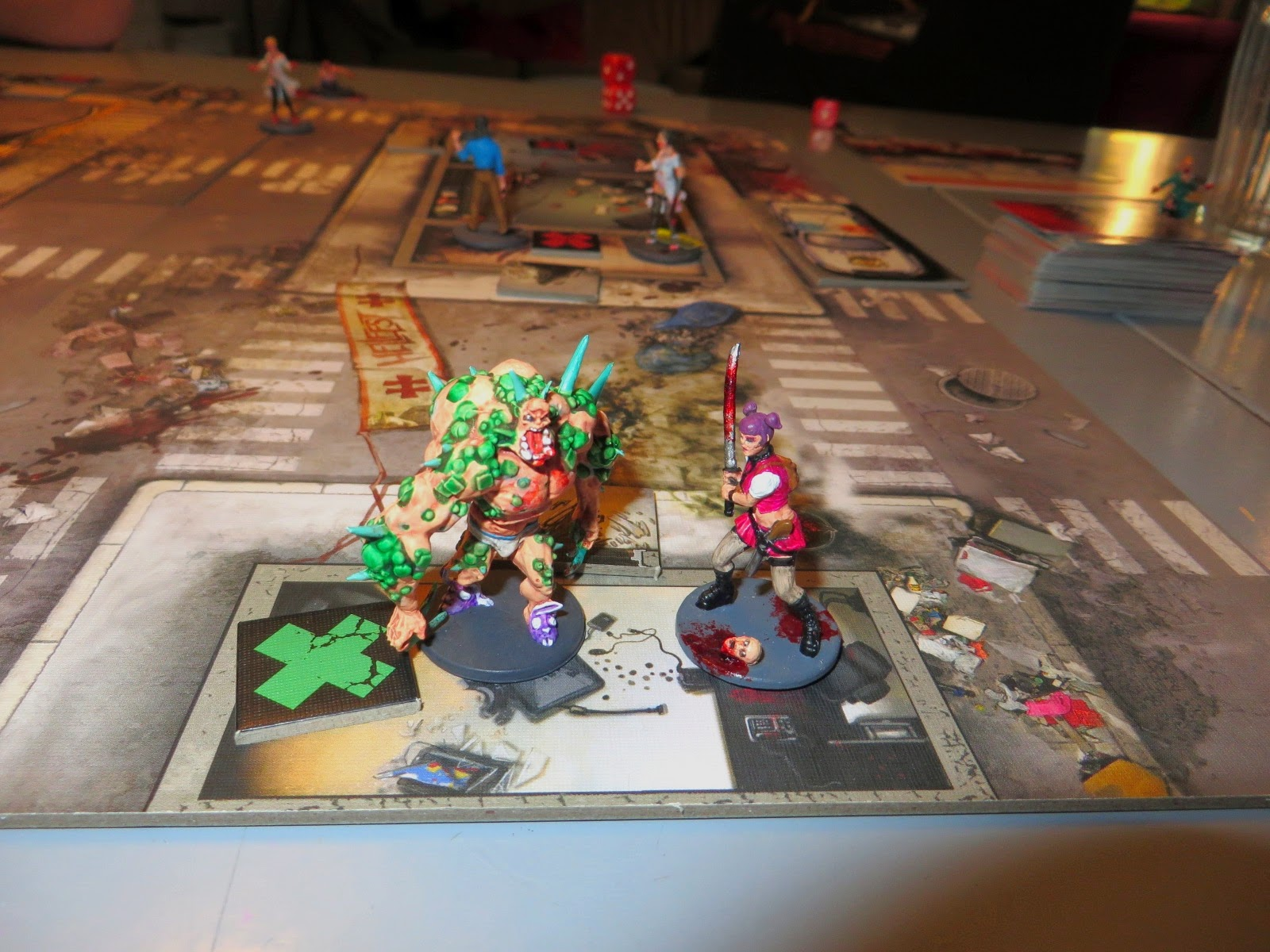 Zombicide, Game play, Tutorial