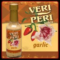 Veri Peri Sauce garlic