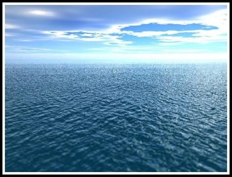 Kisah istana iblis di lautan