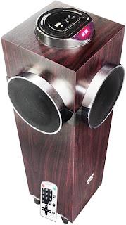 Zebronics Unveils Bluetooth Enabled Tower Speaker