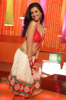 Hamsa Nandini in Beautiful Ghaghra CHoli for an Item Song Must See Pics