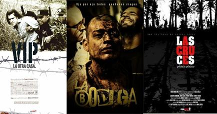Películas de la productora de cine guatemalteca Casa Comal ya a la venta