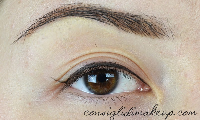 come applicare l'eyeliner come una mua