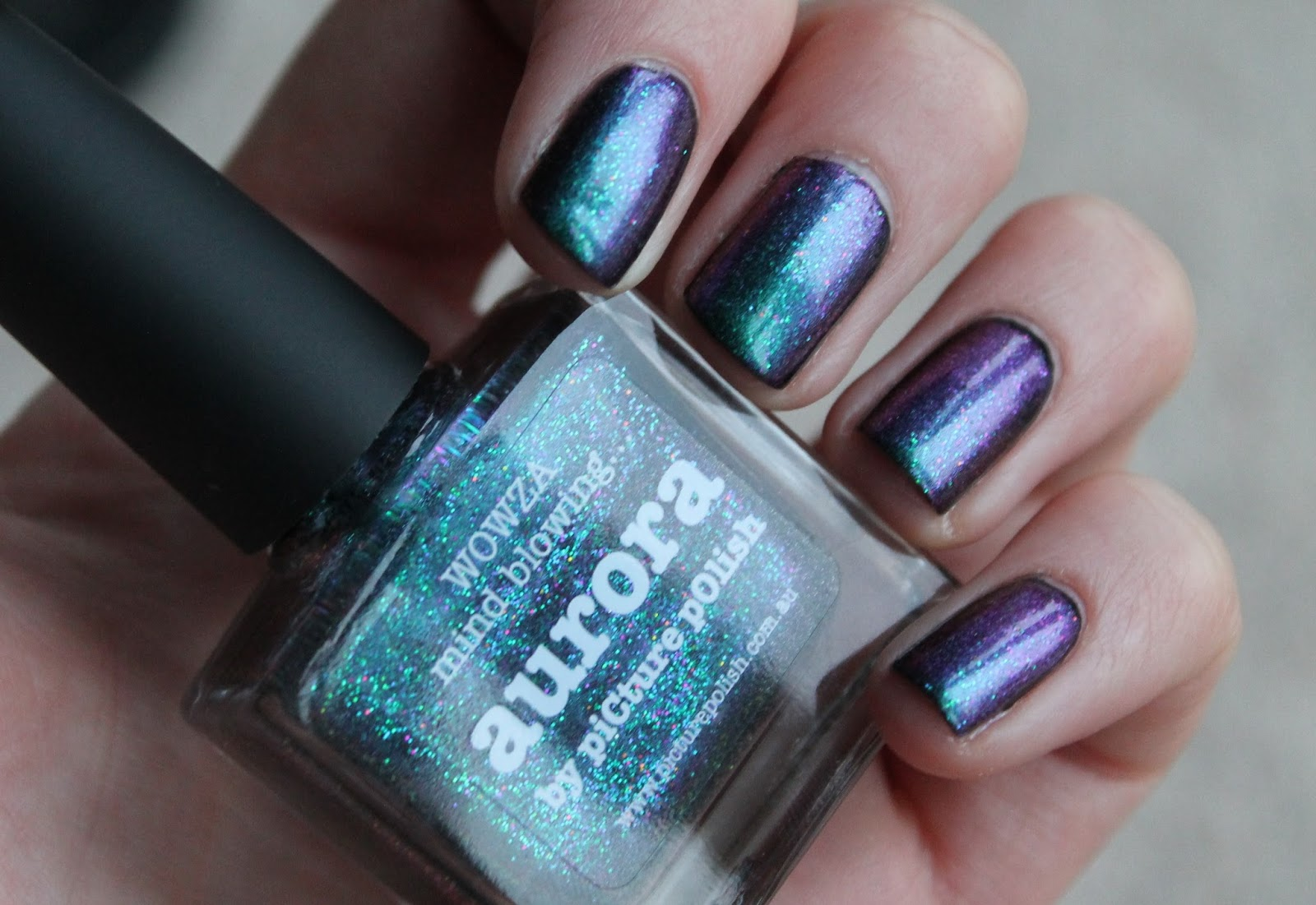 Picture Polish - Aurora Swatches and Review