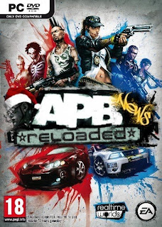 Baixar APB: Reloaded (2011): PC Download games grátis