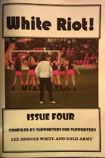 White Riot 4 - TISA's own fanzine