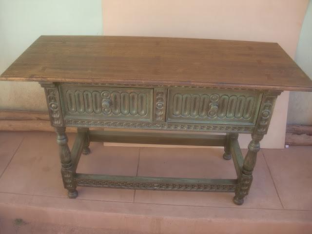 Encantador En Caso De Que Repintado De Muebles Antiguos Patrón ...