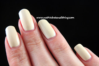 Maquillage Blvd nail polish swatches nude interlude