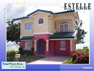Estelle Unit Two Storey Single Detached House and Lot for Sale Marigondon Mactan Cebu 4BR