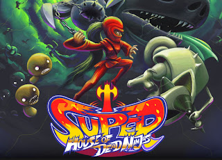 Free Download Games Super House of Dead Ninjas Full Version For PC