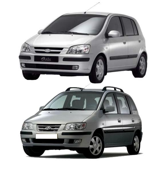Hyundai Getz y Matrix