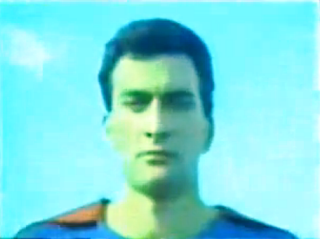 Superman, made in Turqua