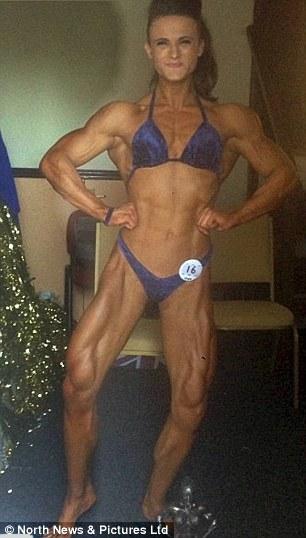 georgina mcconnell abs - photo #31