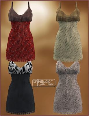 3d Models Art Zone - La Rancherita Outfit and Accessories