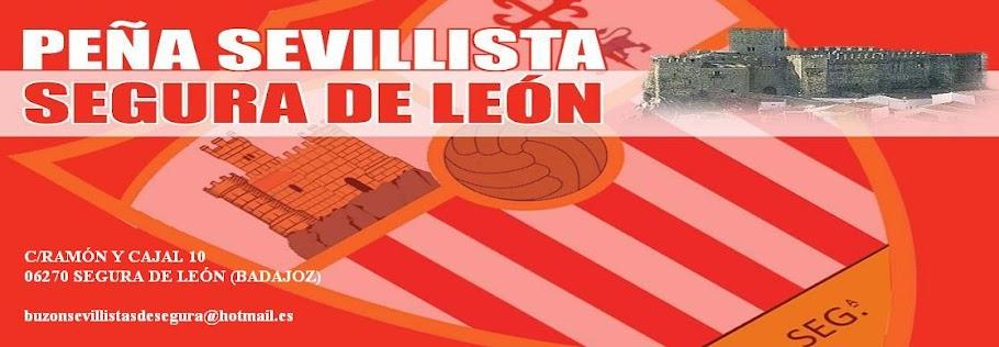 Peña Sevillista 'Segura de León'
