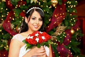 planning  Christmas wedding