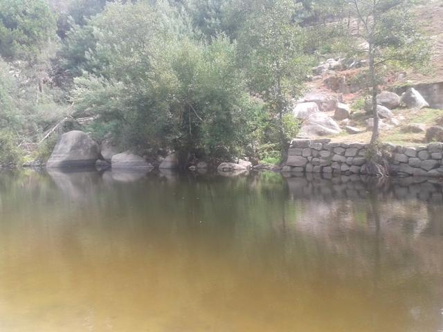 Água do Rio Dão