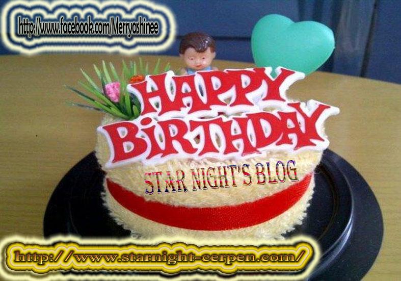 Happy Anniversary Starnight | Ana Merya