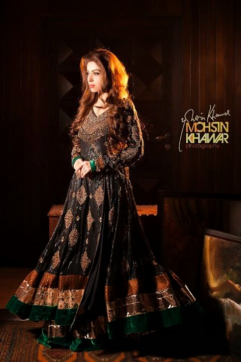Sadia Faisal Photo Shoot for Keechos