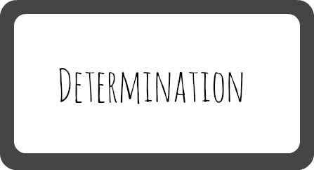 Pretty Things: Determination is so Beautiful