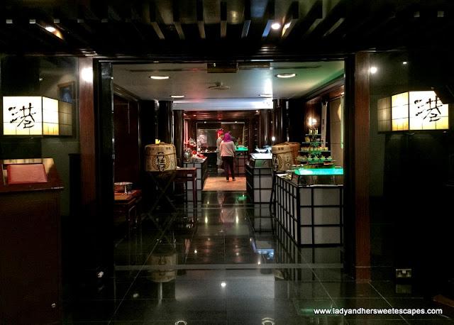 authentic Japanese restaurant in Dubai