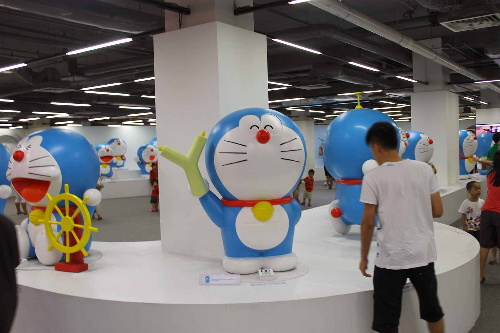 100 Doraemon Secret Gadgets Expo