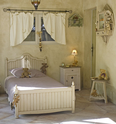 Kids Bedroom Furniture By Matin D 39 Ete Morning Of Summer A French Country Style Bed
