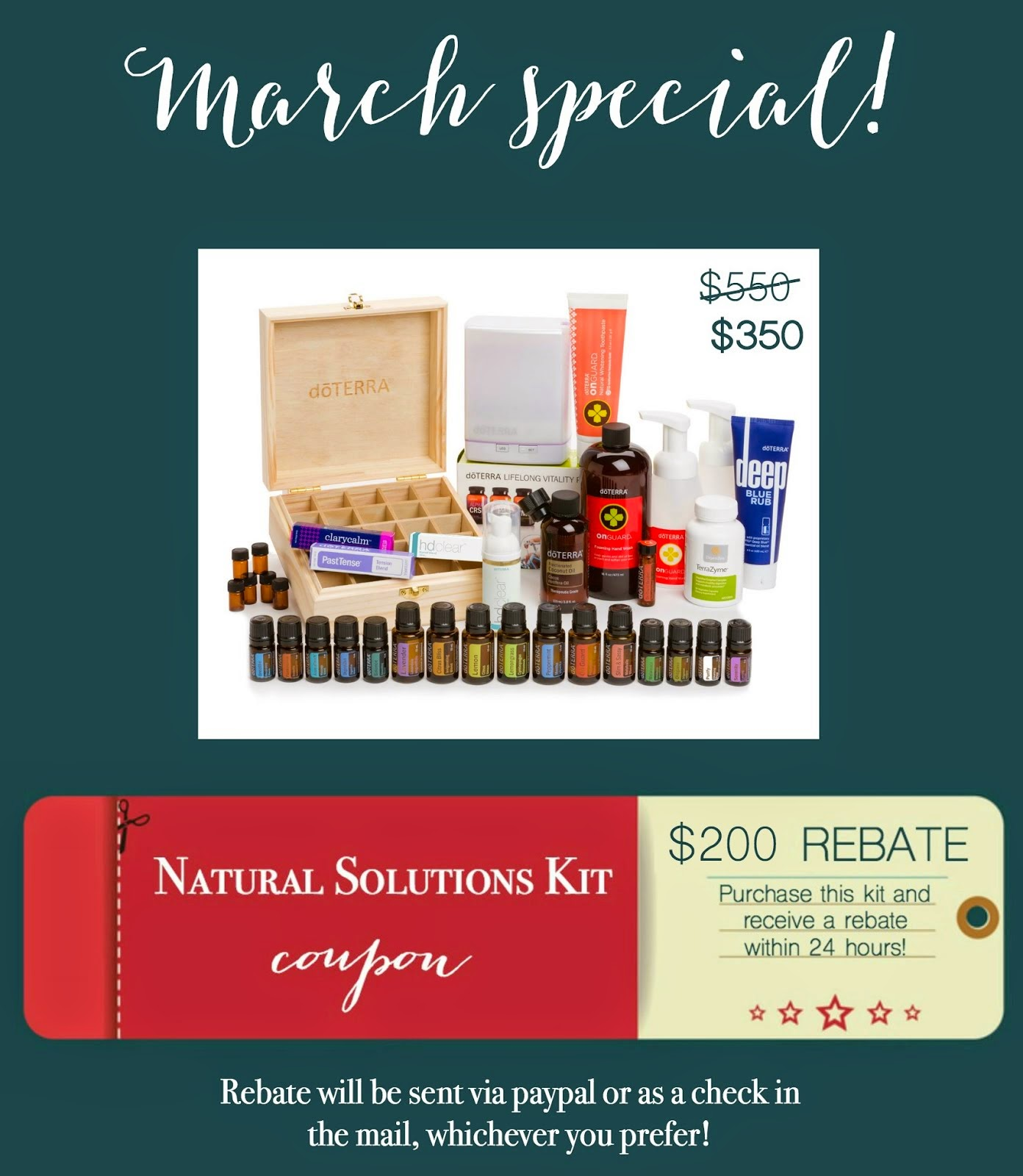 Buy this Kit and Get a $200 Rebate!