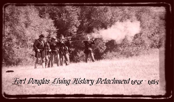 Utah Civil War Association Photos