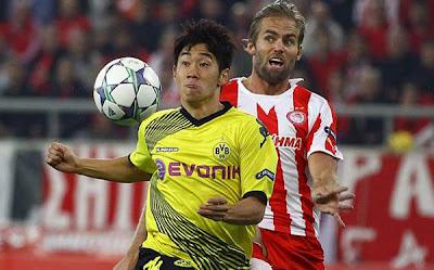 Borussia Dortmund 1 - 0 Olympiakos Piraeus (2)