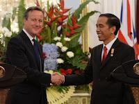 Kepentingan Penjajahan Di Balik Kedatangan David Cameron