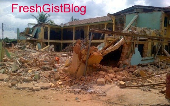 Christ Chosen Church Building Collapse