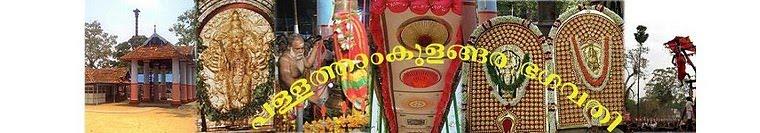 Thekke Cheruvaram- Pallathamkulangara Temple