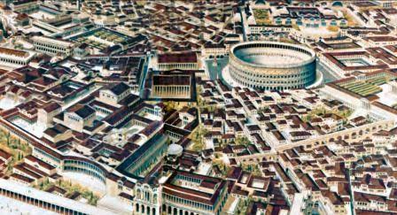 Изучаем историю с Еленой Переходовой Місто Рим і повсякденне  Місто Рим і повсякденне життя його мешканців Тема дев ять