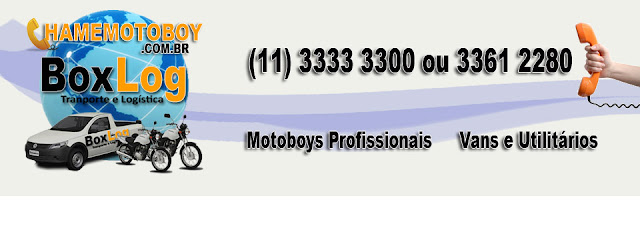 Chame Motoboy