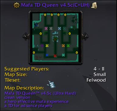 Mafa TD Queen