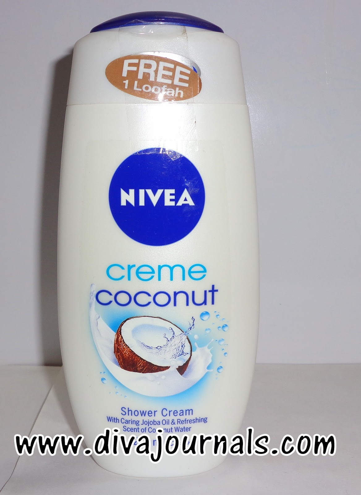 Nivea Frangipani & Oil Shower Gel and Creme Coconut Shower Cream Review