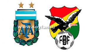 Argentina vs Bolivia 2013 - Eliminatorias Brasil 2014