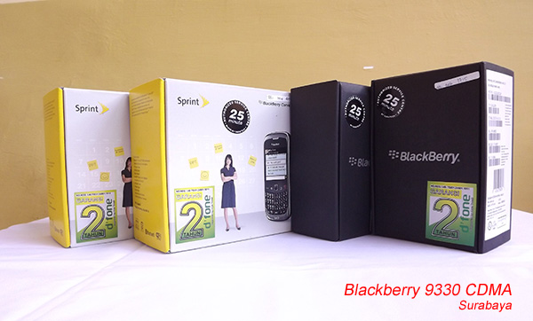 Jual blackberry Kepler garansi resmi Distributor Surabaya