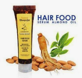 Terra Diverde Hair Food Serum Almond